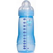 Biberon plastique